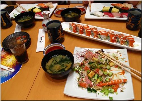 tokyo sushi maki