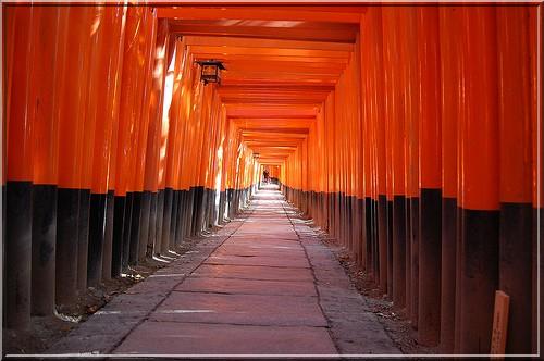 Kyoto Sanctuaire Fushimi Inari