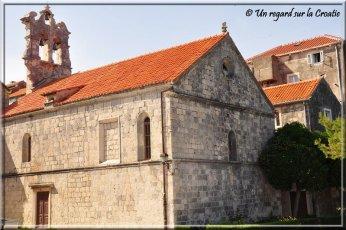 Korcula chapelle