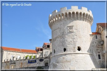 Korcula tour fortifications