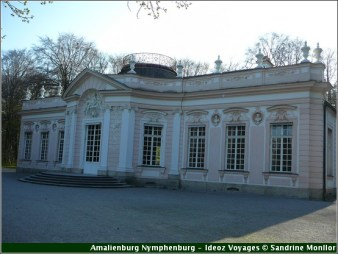 Nymphenburg Amalienburg