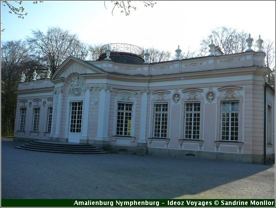 Nymphenburg Amalienburg