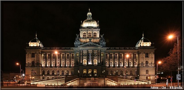 prague musee national Narodni muzeum