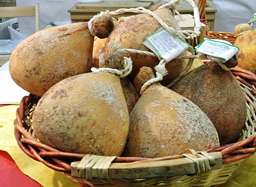 cacciocavallo fromage italien