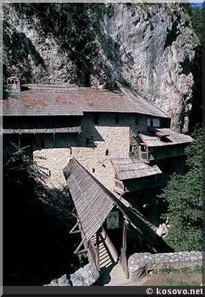 monastere crna reka riviere noire manastir crna reka