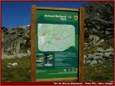 Retezat national park roumanie