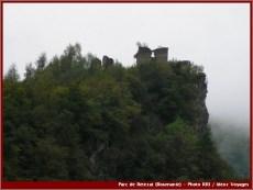 Retezat parc national roumanie vestiges