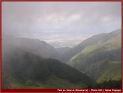Retezat vue parc national roumanie