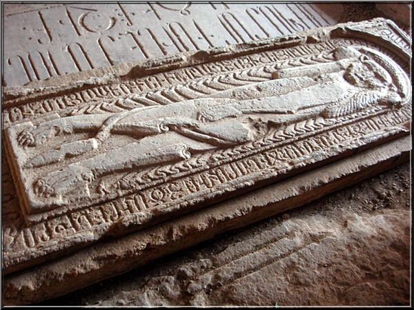 monastere noravank Armenie tombe lion