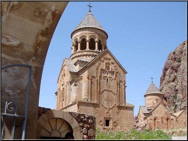 monastere noravank Armenie