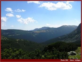 monts retezat parc national roumanie