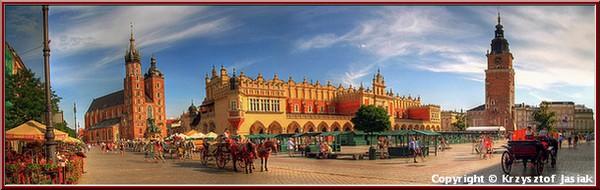 krakow cracovie pologne