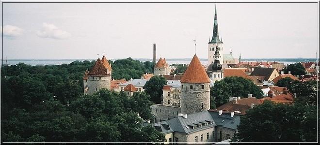 visiter Tallinn estonie