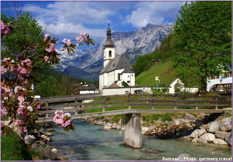 Ramsau baviere berchtesgaden