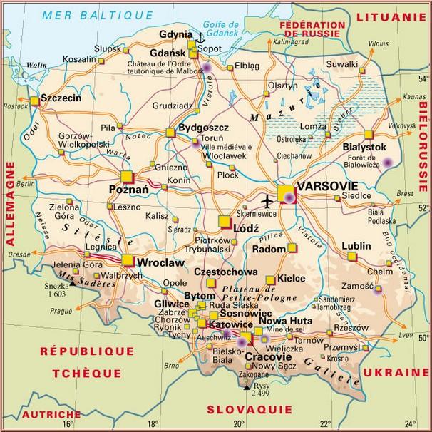 La Podlasie (Podlachie) : à la découverte de la nature polonaise 2