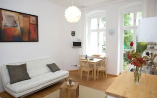 location appartement berlin hufeland Piece a vivre