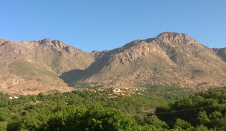 Amazigh maroc berbere