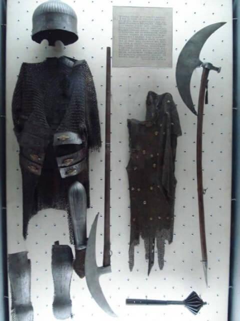 vojni muzej a belgrade armes medievales