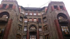 budapest ancienne facade
