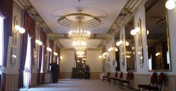 budapest couloir interieur