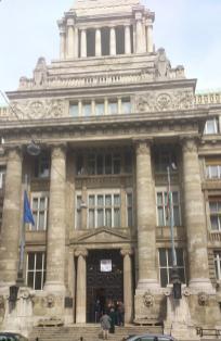 budapest facade officielle