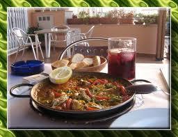 paella andalousie