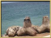 mer tripodes maroc