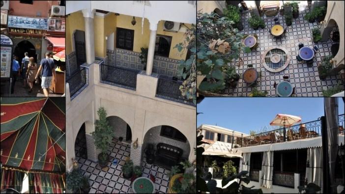 riad chez Omar Marrakech