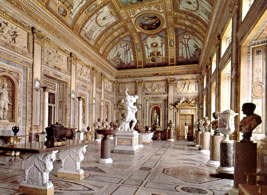 Rome Galleria Doria Pamphilj musee galerie borghese