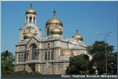 varna cathedrale de l'assomption