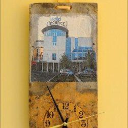 belgrade hotel elegance horloge