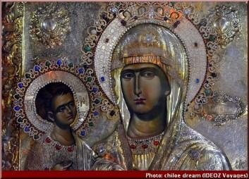 belgrade icone temple saint sava