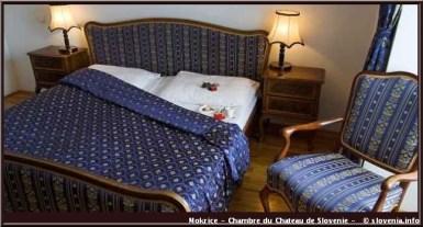 chambre chateau mokrice hotel golf