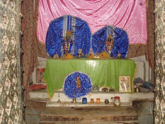 rajasthan pantheon petit temple