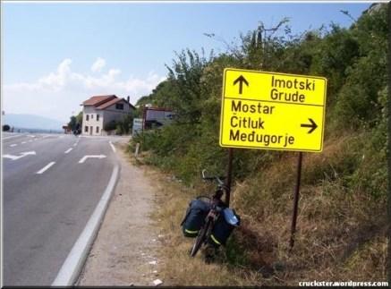 route imotski mostar