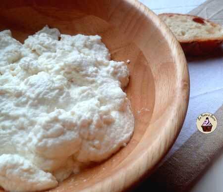 Cottage cheese de chèvre recette anglaise