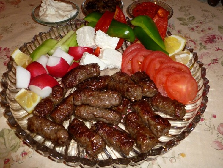recette cevapcici cuisine serbe
