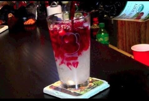 crocktail boisson officielle de croatie en fête