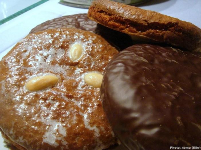 lebkuchen pain d'épices allemand