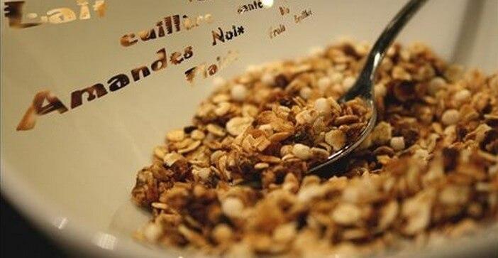 muesli granola
