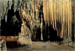 skocjan stalagtites