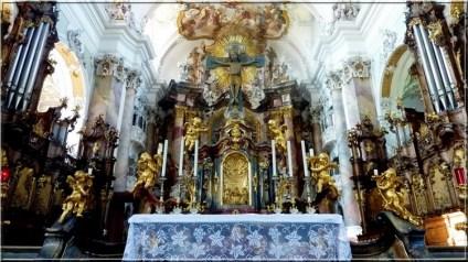 Abbaye Ottobeuren choeur
