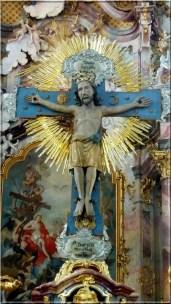 Abbaye Ottobeuren christ crucifie