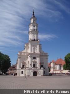 Kaunas Hotel de Ville