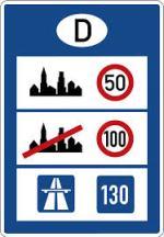 reglementation code de la route allemagne