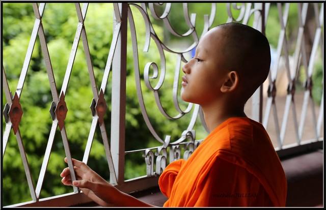 soeur anne bouddhiste thailande