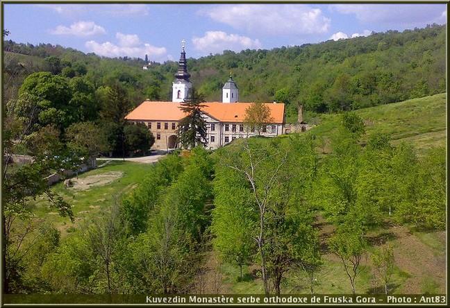 Kuvezdin Monastere fruska gora serbie