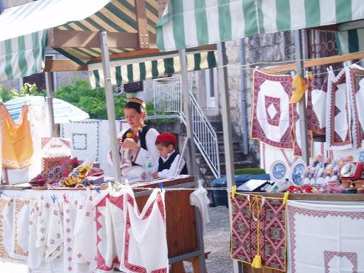 cilipi croatie marche traditionnel
