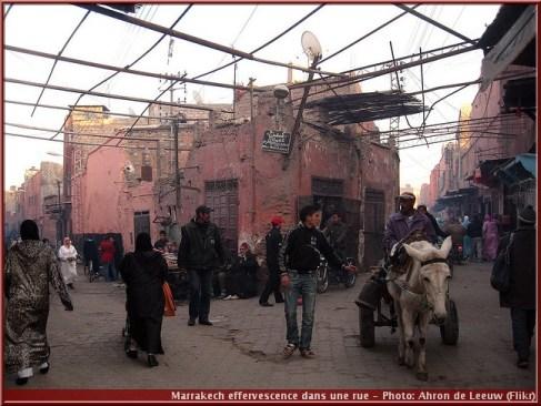 marrakech rue