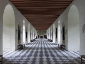 chateau chenonceau grande galerie